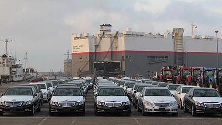 auto importeren - chassisnummer checken