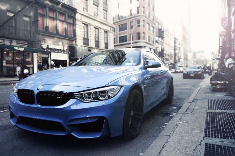 Chassisnummer BMW controleren