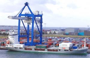 Container Vervoer Auto