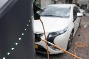 Import Elektrische Auto
