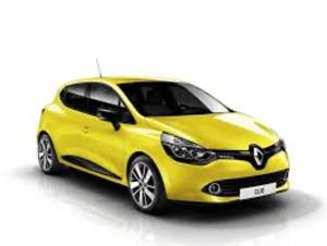 Renault Clio Chassisnummer